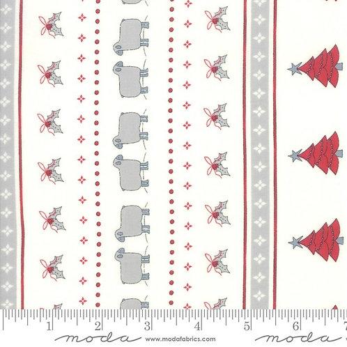 Country Christmas - Winter White - Moda Fabrics