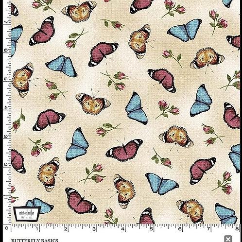 Butterfly Basics Beige