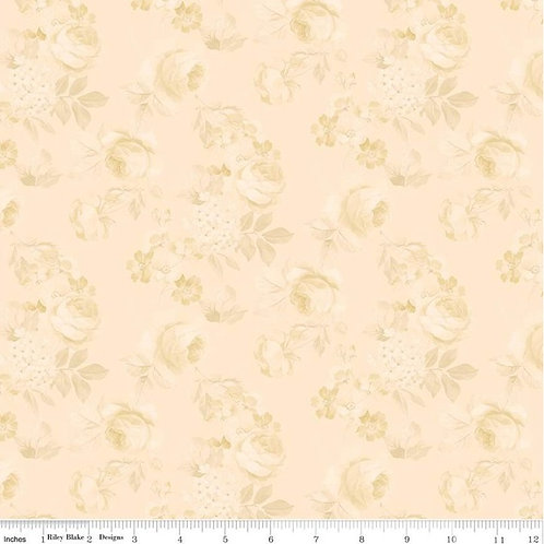 Rose & Violet's Garden - Faded Roses Beehive