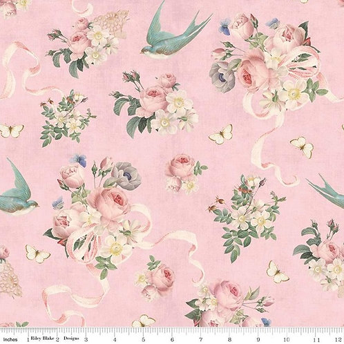 Rose & Violet's Garden - Main Blush