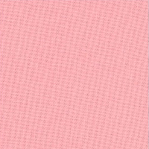 Bella Solids - Bettys Pink - Moda Fabrics