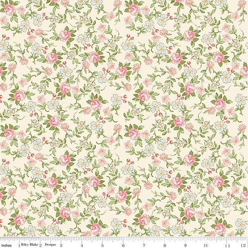 Rose & Violet's Garden - Sweet Blossoms Cream