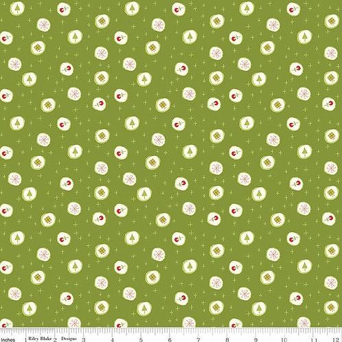 Merry Little Christmas - Green Candy