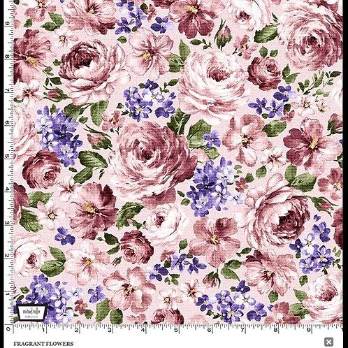 Fragrant Flowers Pink