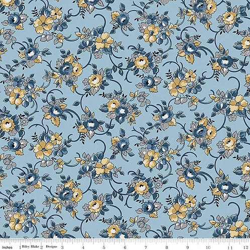 Delightful - Bouquet Blue