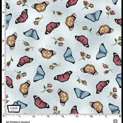Butterfly Basics Blue