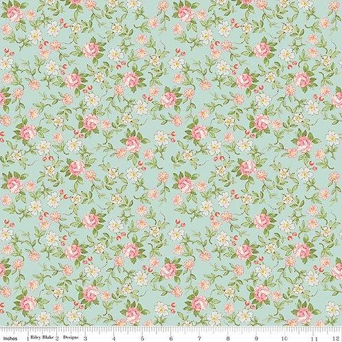 Rose & Violet's Garden - Sweet Blossoms Songbird
