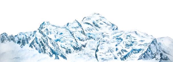 """""""Mont Blanc panoramique"""""""