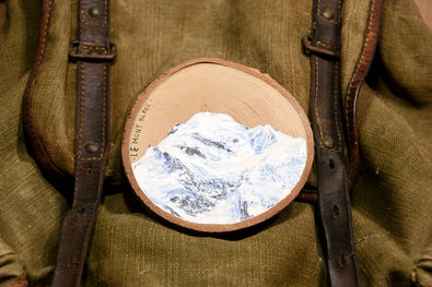 "Ornement ""Mont Blanc"""