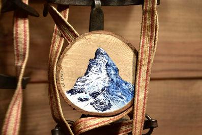 """Ornement """"Matterhorn"""""""