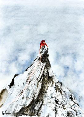 """""""l'Alpiniste"""""""