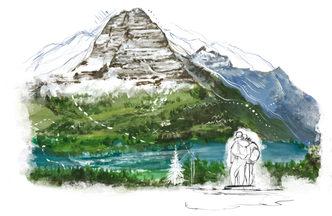 """Bear Hat Mountain"""