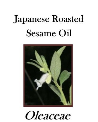 Japanese Roasted Sesame Oil  #642