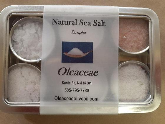 French Sea Salt Sampler
