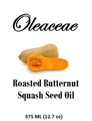 Sample of Roasted Butternut Squash Seed Oil  #635