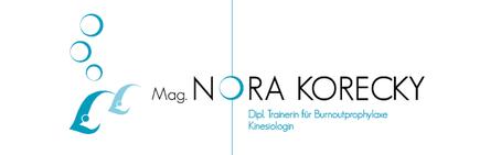 Nora Korecky Logo Referenzu für Sabine Stix