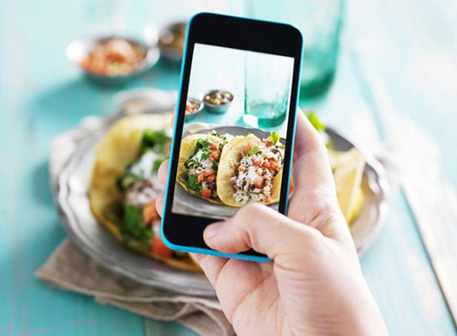 Como tirar boas fotos de comida? A montagem da cena.