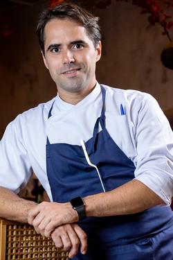Chef Rodrigo Guimarães