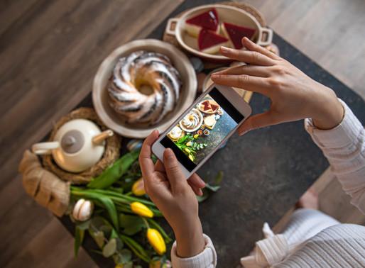 Como tirar boas fotos de comida? A iluminação.