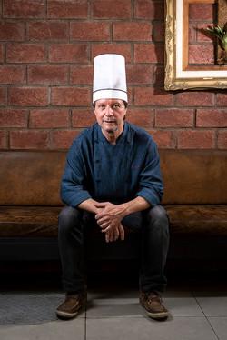 Chef Federico Tagliabue