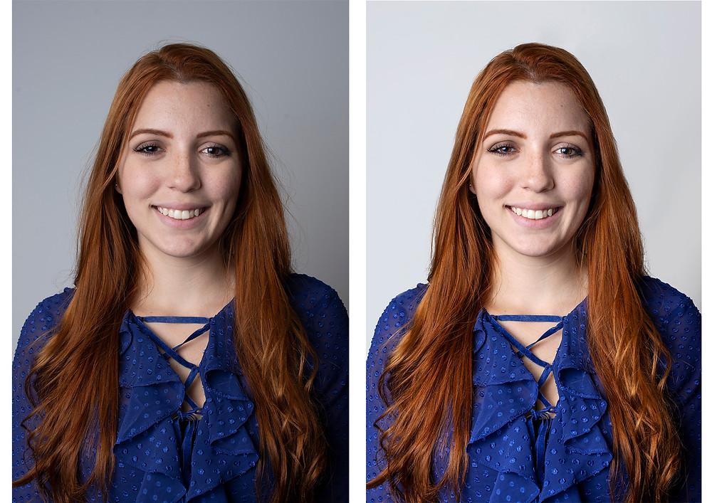 Retrato para perfil linkedin