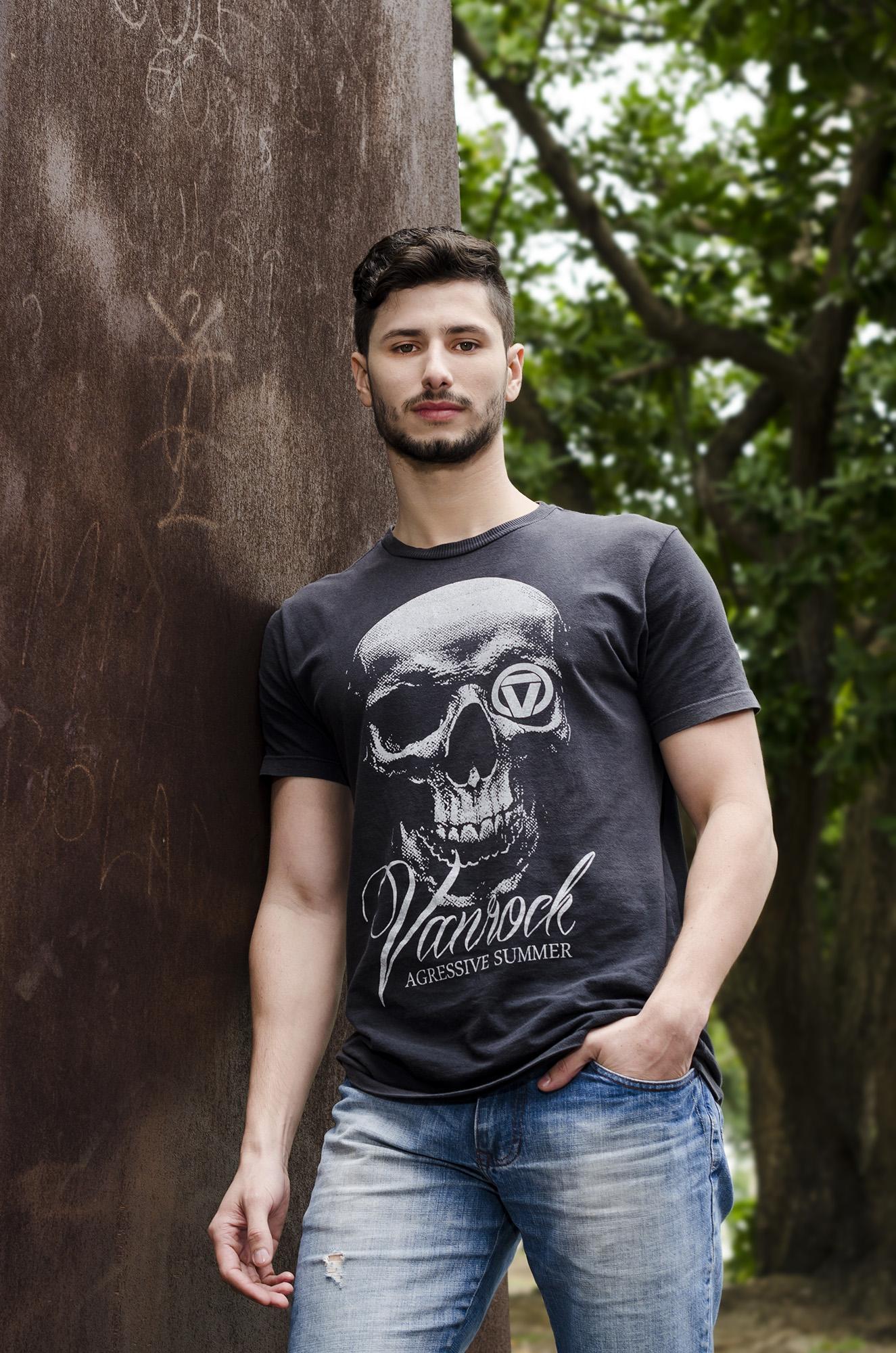 Modelo Matheus Rodrigues