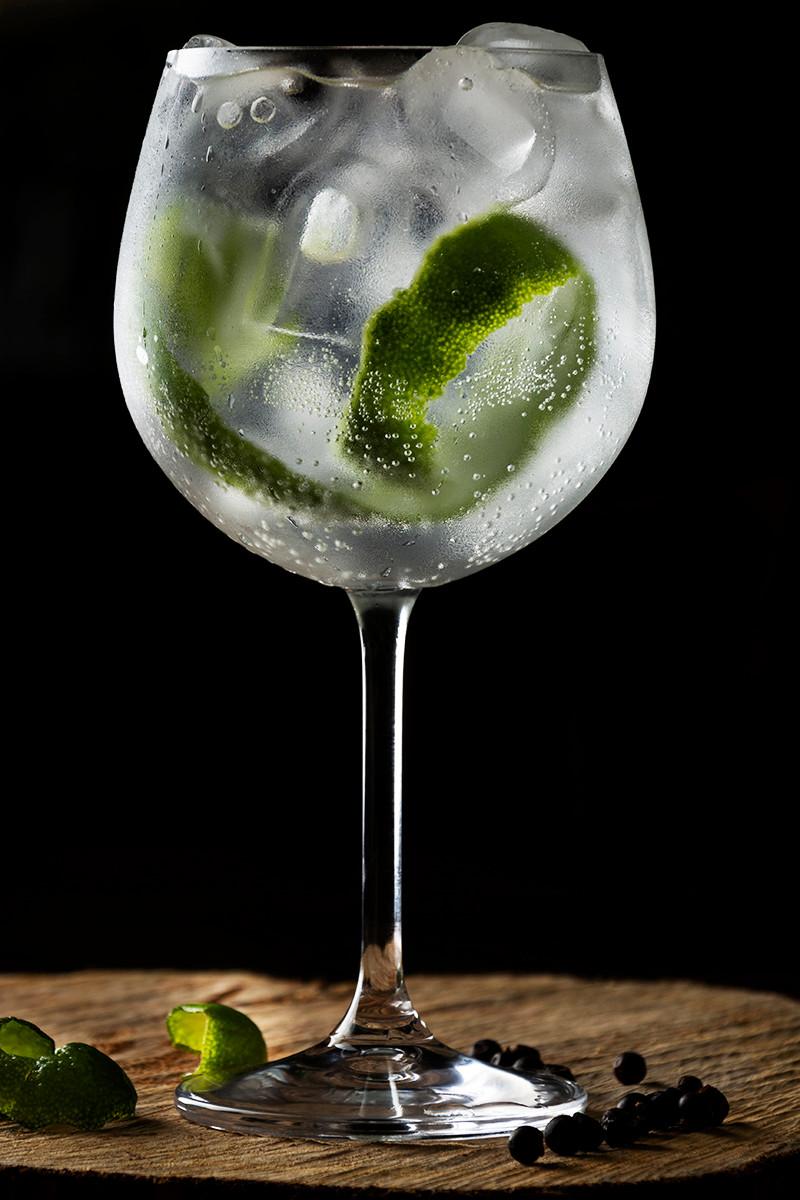 Fotografia de drinks para o restaurante tenore