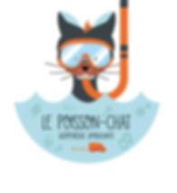 logo le poisson-chat ludothèque