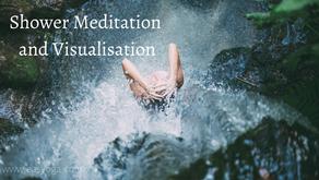 Shower Meditation And Visualisation