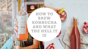 How To Brew Kombucha And What The Hell It Is