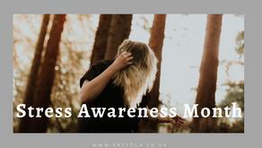 Stress Awareness Month (April)