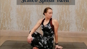 Seated Spinal Twist