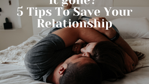 Sexual Chemistry – Do you have it or has it gone? 5 Tips To Save Your Relationship