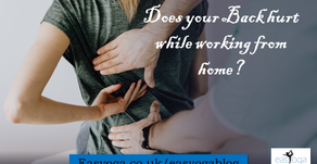 Does your Back hurt while working from home?