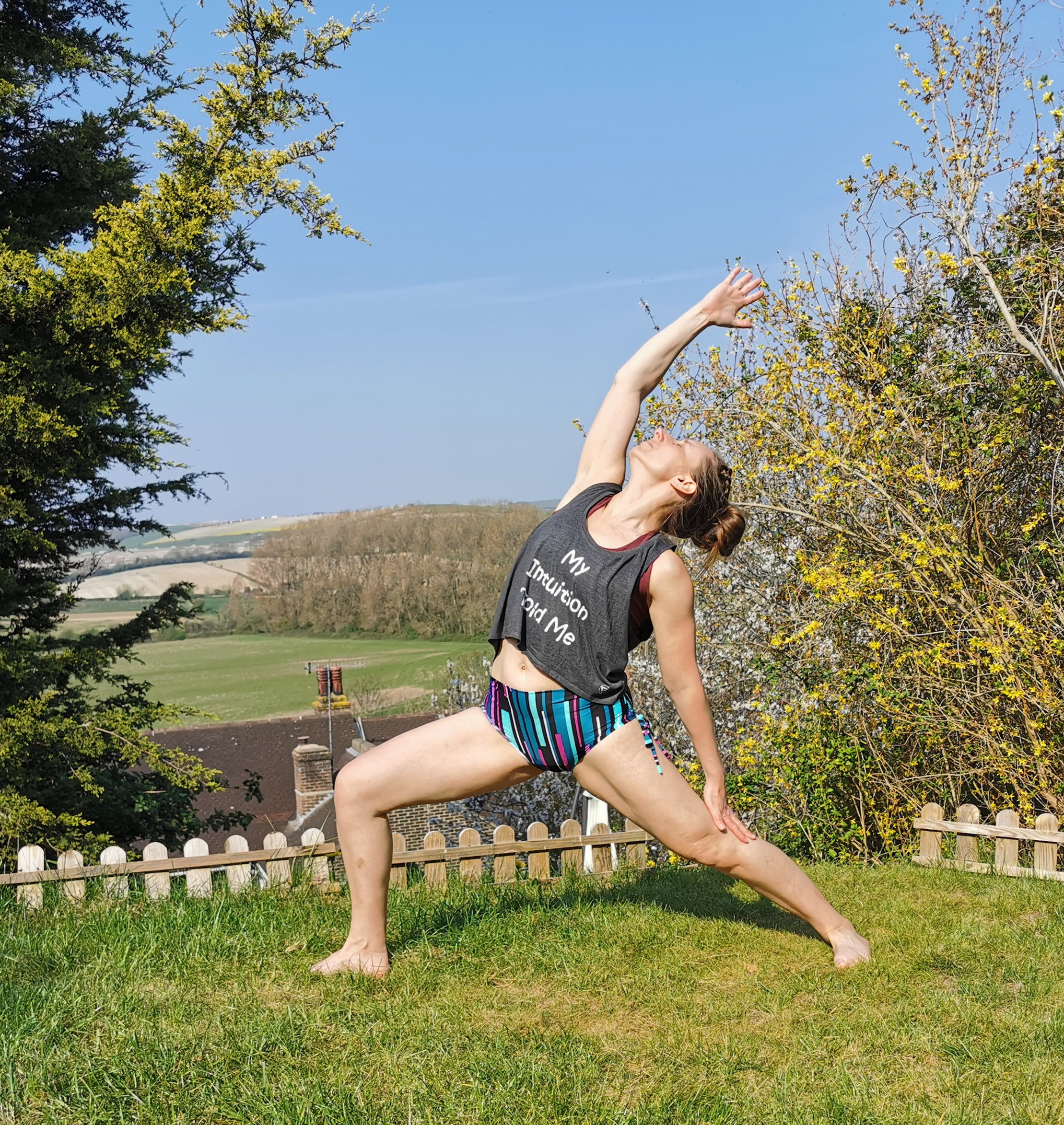 Penfold Hall, Steyning Hatha Yoga Class