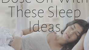 Doze Off With These Sleep Idea's