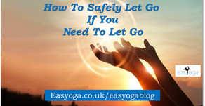 How To Safety Let Go If You Need To Let Go