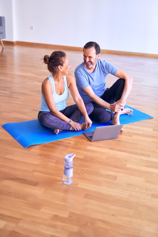 Couple / Partner Yoga