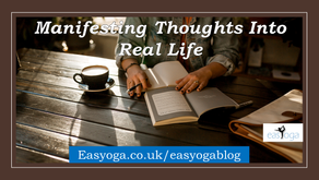 Manifesting Thoughts Into Real Life