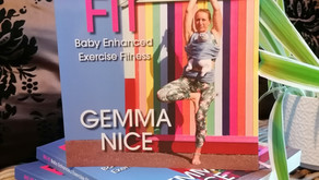 BEE FIT (Baby Enhanced Exercise Fitness) Book
