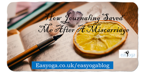 How Journaling Saved Me After A Miscarriage