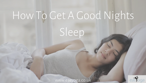 Are You Struggling To Get A Good Nights Sleep?