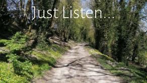 Just Listen......