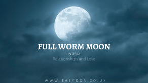 Full Worm Moon 28th March 2021