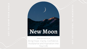 New Moon, Time To Be Magnetic