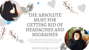 The absolute must for getting rid of those headaches and migraines...