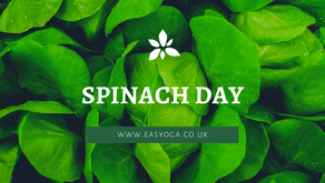 Spinach Day!