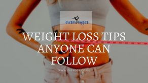 'Weight Loss Tips Anyone Can Follow'