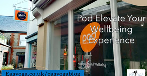 Pod Elevate Your Day Pod Experience