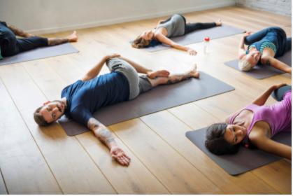 October Indoor Fitness Yoga- Monday